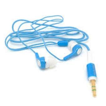 Harga Music Ange Handsfree - Blue
