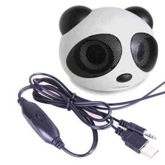 ... Mini LED Dancing Water Music Fountain Light Speakers for Source Moonar Mini Portable Panda Shaped Wireless