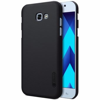 Nillkin Super Frosted Shield Hard Case Samsung Galaxy A5 2017 (A520F) - Black +