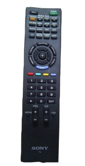 Harga Sony Remote TV LED / LCD - Hitam