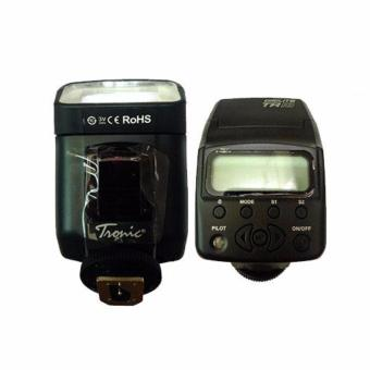 Harga Tronic Flash Mini TR18 For Mirrorless - Fujifilm X-A2-X-A3-X-T10-Sony A600-Canon M3