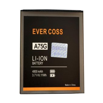 Harga Evercoss Battery A28A - Hitam