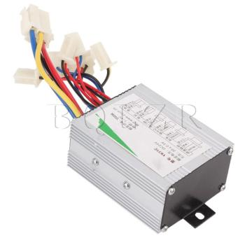 Harga Brush Motor Controller for Electric Bikes (Silver)