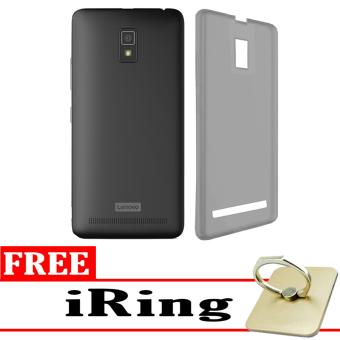 Qi Transparant Hitam Dan Source · Softcase Silicon Ultrathin For Smartfren Andromax L .