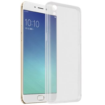 Harga Softcase Ultrathin for OPPO R9 / F1 Plus - Putih Clear