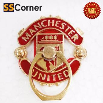 Harga Ring Stand Besi Logo Club Bola - Manchester United