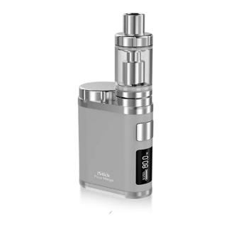 Harga Eleaf Istick Pico Mega 75Watt Starter Kit with MELO III 4ml Authentic - SILVER