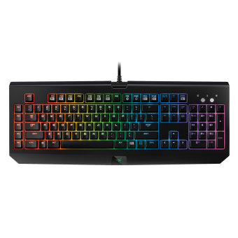 Harga Razer Keyboard Blackwidow Ultimate Chroma - Hitam