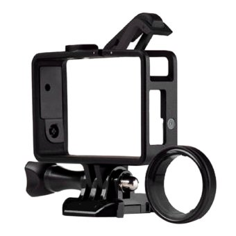 PANNOVO Fixed Frame Case w/ Bacpac Installation Elongated + 30mm Filter Arm for Gopro Hero 4/ 3 / 3+