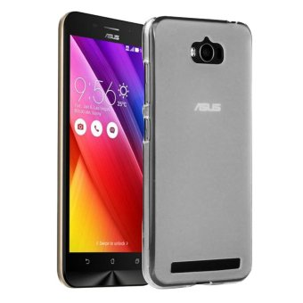 Harga Galaxy X Aircase Ultrathin For Asus Zenfone Max ? Grey Clear