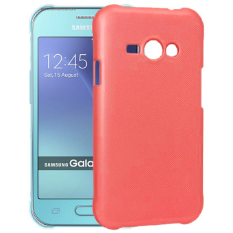 Harga Case hard Protective For Samsung J1 ACE - Red