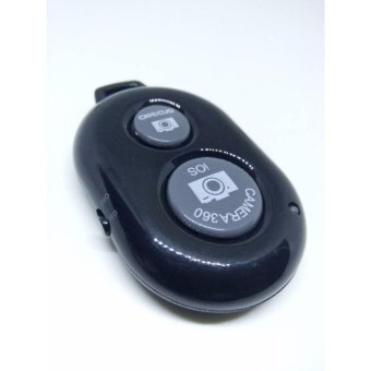 Tomsis Bluetooth Shutter Button Camera Tombol Narsis