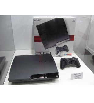 Harga Refurbished Playstation 3 Slim Cfw 120gb Seri 2500a,Cfw 4.78