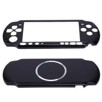 Harga Aluminum Hard Case Cover Shell Guard Protector for Sony PSP 3000 Slim Console (Black) - intl