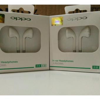 Harga Headset/Handsfree/Earphone OPPO R9 Original 100%