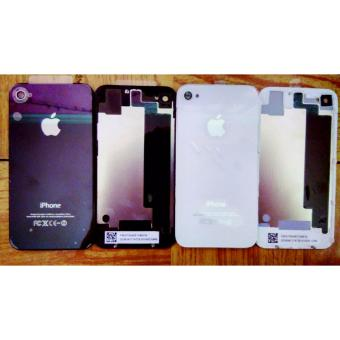 Harga Backdoor Casing Kaca Belakang Apple Iphone 4 4G CDMA 4S GSM Original