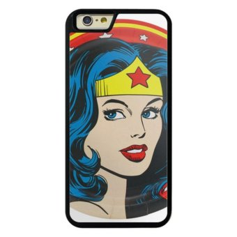Harga Phone case for iPhone 6/6s Wonder Woman (4) cover for Apple iPhone 6 / 6s - intl