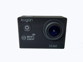 Harga Kogan Action Camera 1080p - 12MP NV - WIFI - Hitam