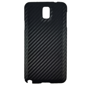 Harga Delcell Carbon Case For Samsung Galaxy Note 3 - Hitam