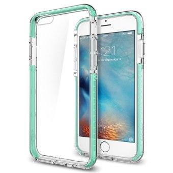 Harga Spigen Ultra Hybrid Tech for iPhone 6s / 6 - Crystal Mint