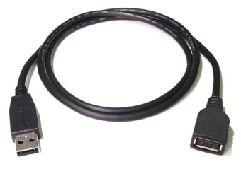 Harga Cable USB Extension Cable - 1.5m - Hitam