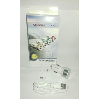 Harga Advance Charger Mobil CY02