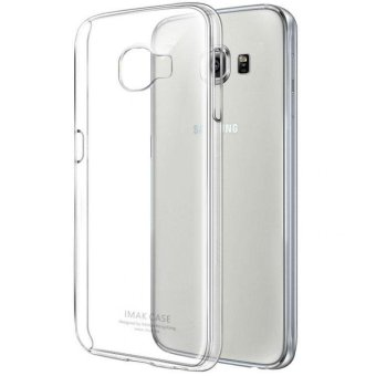 Harga Imak Crystal II Hard Case Casing Cover for Samsung Galaxy C5 - Transparan