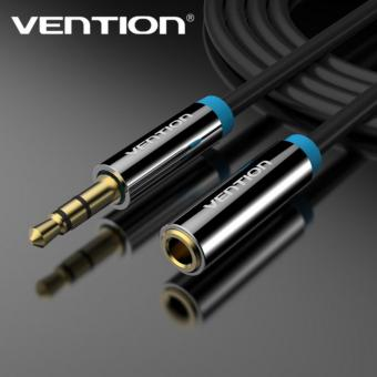 Harga Vention [B06 5M] Kabel Audio Aux 3.5mm Male To Female M/F