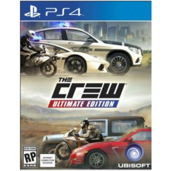 Harga PS4 The Crew Ultimate Edition Reg 3