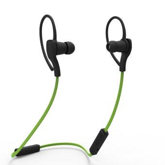 Bluetooth Headsets Earphones Beats With Mic Apple Sony Samsung HTC Stereo Wireless Sport Sport Headphones Sweatproof