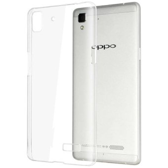 Harga Ultrathin Softcase Oppo R7 Lite - Putih Clear