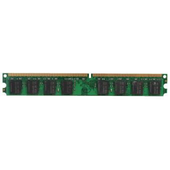 2pcs 2gb pc2-5300 ddr2 667 Mhz 240pin Desktop Memory Ram for Amd CPU-