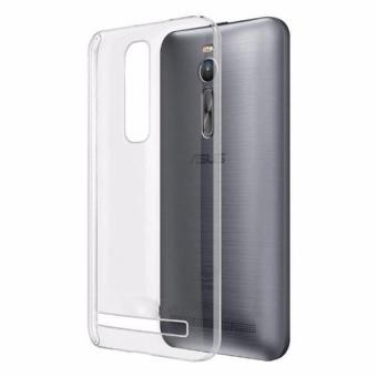 Harga Ultrathin Softcase Asus Zenfone 2 Laser ZE550KL - Off White