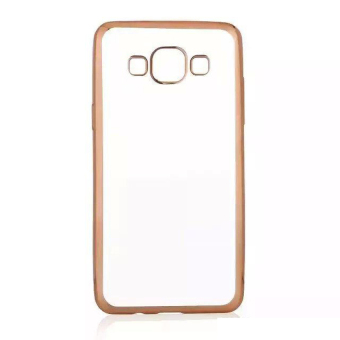 Harga Case Ultrathin Shining Chrome Untuk Samsung Galaxy J1 Mini - Gold