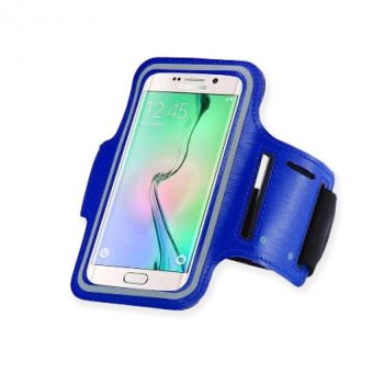 Harga Armband for Smartphone 5 inch - Blue