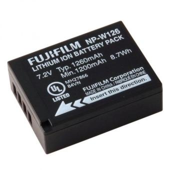 Harga Fujifilm NP-W126 Li-Ion Rechargeable Battery