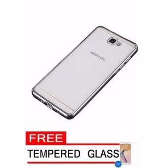 ... Galaxy J7 list chrome Emas Gratis Tempered Glass Source