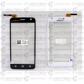 Harga TOUCHSCREEN EVERCOSS A7L (WHITE)
