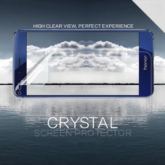 NILLKIN Crystal Clear Anti-fingerprint Screen Film Guard for Huawei Honor 8 - intl