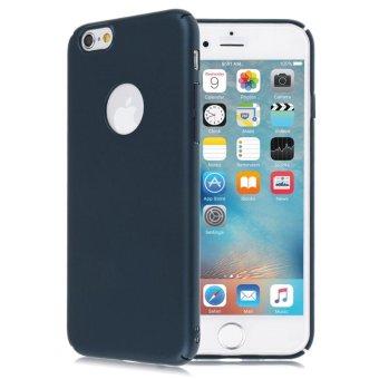 Ibuy Apple Iphone 6 Ultra Thin Case 02 Mm Black Hitam - Daftar Harga ... e711a25ea5