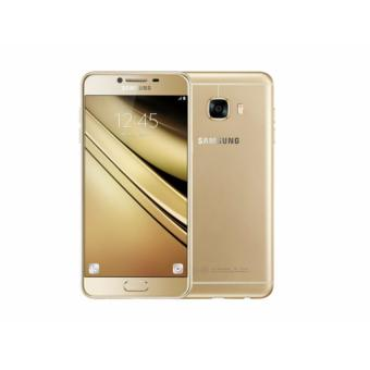 Harga Samsung Galaxy C7 - 64GB - Gold