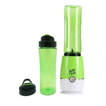 Harga Shake n Take 3 Travel Blender 2 Jar - Hijau