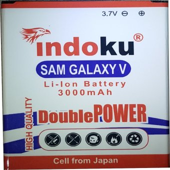 Indoku Battery Double Power for Samsung Galaxy V (3000 mAh)