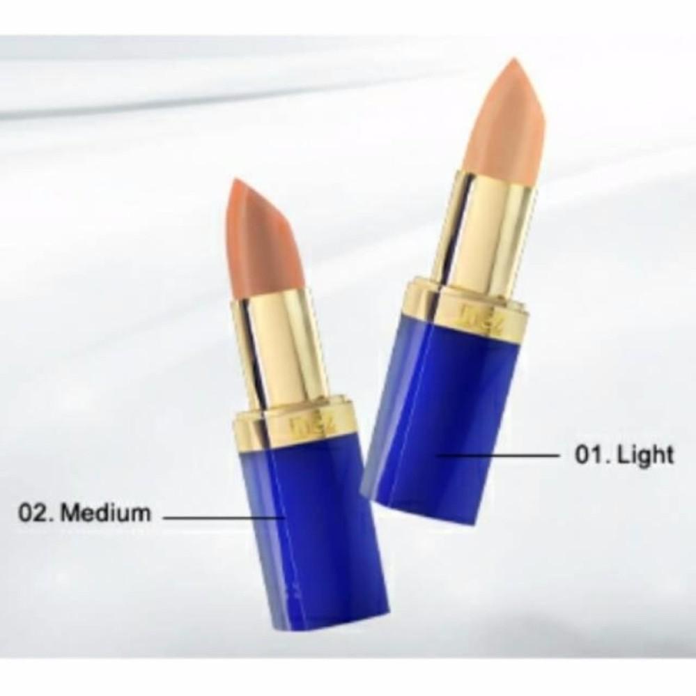 Fitur Inez Concealing Stick Concealer Light Dan Harga Terbaru Correcting Cream Vivid Detail Gambar
