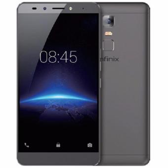 Infinix X601 Note 3 Pro - LTE - RAM 3GB ROM 16GB - Grey - Garansi resmi