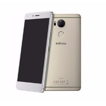 Infinix Zero 4 Plus LTE - 32GB - 4GB Champagne Gold