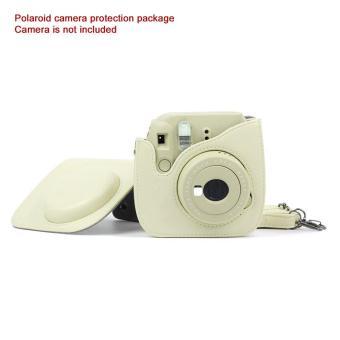new fashion leather camera case bag for nikon 1 j5 & 1j5 10-30mmlens brown