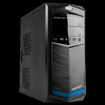 "Intel PC Rakitan Gaming Online - G3220 - ECS H81H3-M4 - HD5450 1GB - 2Gb - 500Gb - 15""LCD - Resmi"