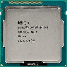 Intel -Processor Core i3 3240 3.4 Tray