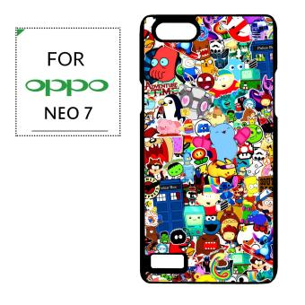 Intristore Hardcase Custom Phone Case Oppo Neo 7 - 40